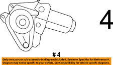 CHRYSLER OEM Rear Door-Window Motor 68143988AA