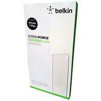 BELKIN SCREENFORCE TEMPERED GLASS SCREEN PROTECTOR IPHONE 7 PLUS 8 PLUS F8W769VF