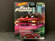 Hot Wheels Nissan Silvia 240SX S14 Fast and Furious GBW75-956B 1/64