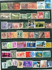 Australia Assortment Of 51 Items All Genuine & Different Very Nice Lot #2019Au05