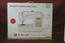 SINGER Brilliance Type 6180 Computer-Nähmaschine NEU Inkl.Rechnung und MwSt