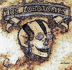 Los Lobotomys - Los Lobotomys (NEW CD)