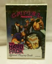 Joe Camel - The Hard Pack playing cards - BRAND NEW / SEALED