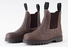 Rhinegold Tec Steel Toe Work Safety Boots Jodhpur style  Certified CE20345 SB
