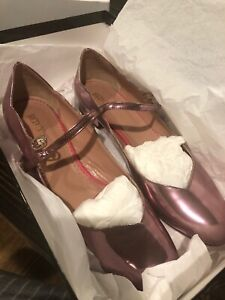 Red Valentino Metallic Pink shoes, Brand NEW size 41! Retails for 550$ Free Ship