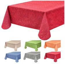 Tovaglia cucina cotone plastificato antimacchia bordata copri proteggi tavolo
