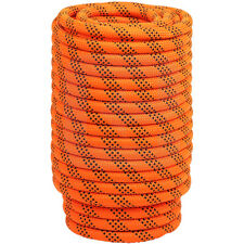 14mm 100ft Outdoor Climbing Rope Safety Rope Nylon Heavy Duty Fixed Rope