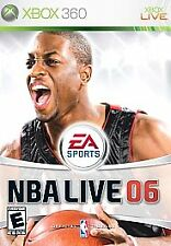 NBA Live 06 (Microsoft Xbox 360, 2005)
