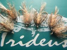 Irideus Nymph Flies Mid Riff Soft Hackle Trout Fly Fishing Flies Steelhead Fly