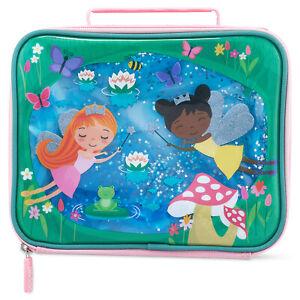 Fairies in the Garden Gel Insulated Kids Lunch Bag