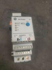 Allen Bradley 592 Ec1pc E3 Series A Power Terminal 690vac B300 Device Net