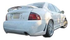 04-06 Fits Nissan Sentra B-2 Duraflex Rear Body Kit Bumper!!! 103315
