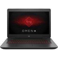 NEW HP OMEN 17-W210NR 17.3'' FHD GAMING i7-7700HQ 8GB 1TB + 128GB SSD GTX 1050Ti