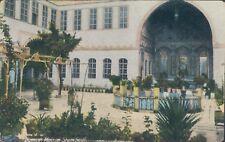 SYRIA DAMAS Stambouli house 1922 PC