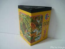 "Puzzle 500 pièces Ryba ""Jungle Tourist"" / Heye 1996 [ Neuf ]"