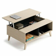 MDF/Chipboard Living Room Rectangle Coffee Tables