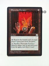 PHYREXIAN FURNACE - MAGIC THE GATHERING KARTE - WEATHERLIGHT - ENGLISCH - 1997