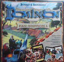 DOMINION FAN-EDITION   /   RIO GRANDE GAMES      (OVP)