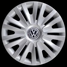 """Volkswagen Polo 2009 in poi Copricerchio singolo coppa ruota 15"""" cod. 6010/5"""