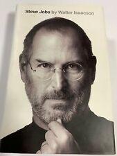 Steve Jobs by Walter Isaacson (Hardback, 2011)