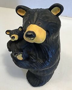 """SHER BEAR"" By Montana Artist Jeff Fleming  8""  Figurine #0598/5171 by BEARFOOTS"