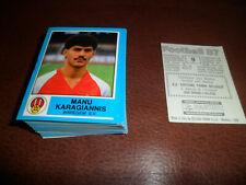FOOTBALL STICKERS PANINI FOOTBALL 87 1987 BELGIQUE Choisir dans liste