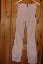 Freeman T. Porter Limit Pantalon d'été rose pour femme fille taille 25 neuf coton