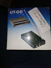 UHF Analogue Composte Input Video Transmitter Model UT-66 (Boxed)