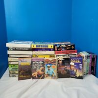 HUGE Lot of 80 VHS Tapes Old Western War Movies John Wayne WW2 Cowboy Lot