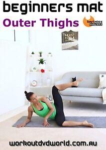 Pilates OUTER THIGH WORKOUT DVD - Barlates Body Blitz Beginners Mat Outer Thighs