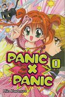 Panic X Panic 1 Lot of Shojo Manga, English, 13+, Mika Kawamura