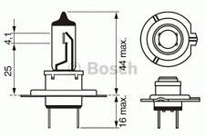 Bosch 1 987 302 075 Bombilla, Foco