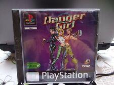 JEU PLAYSTATION 1 - DANGER GIRL