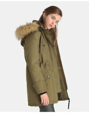 Cappotti e giacche da donna parka di pelliccia taglia XS