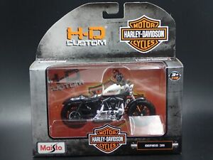 2018 FORTY EIGHT SPECIAL HARLEY DAVIDSON MOTORCYCLE MAISTO SERIES 38 1/18 MODEL