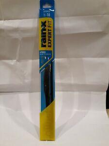Rain X Expert Fit Hybrid H-18 Windshield Wiper Hybrid Blade