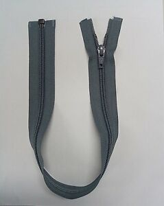 Genuine YKK No 5 Coil Open End Zippers