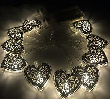 Love Heart Angel LED String Lights Christmas Wedding Party Decoration Light
