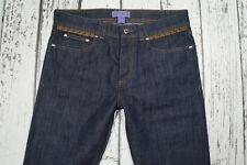 VERSACE x H&M Collaboration Collection Mens Blue Jeans - W30 L32 Slim