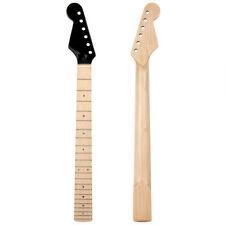 Cou de guitare électrique pour ST Pièces Replacment Canada Maple 22 Frets