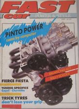 Fast Car magazine July 1987
