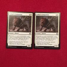 MTG X2 Cathar's Companion Shadows Over Innistrad Magic the Gathering White Cards
