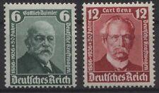 Deutsches Reich MiNr. 604-605 (Daimler/Benz) kpl. postfrisch