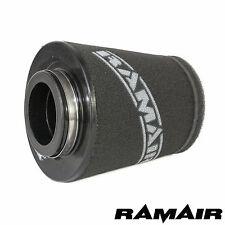 Ramair Induzione Schiuma Filtro aria universale 57mm / 2.25 in collo HAND MADE IN UK