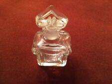 Vintage Baccarat Perfume Bottle