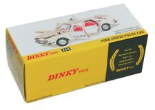 DINKY Reproduction Box 255 Ford Zodiac Police Car Repro