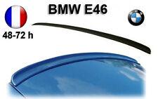Aileron Becquet Levre Lame de Coffre BMW E46 Série 3 Style M3 1998-2005