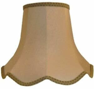 Taupe Floor Lamp shade Standard Table Lampshade Ceiling Chandelier Wall Light