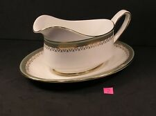 Royal Albert Paragon Kensington Sauce / Gravy Boat with Saucer (boat is a 2nd)