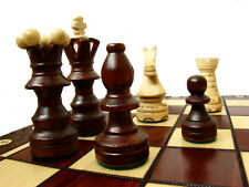 Ambassador Wooden chess